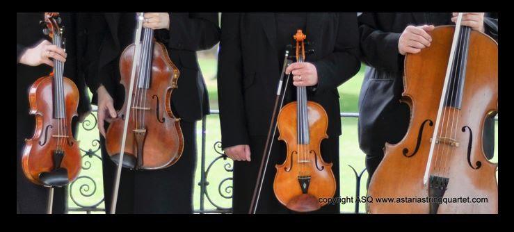 Astaria String Quartet with Instruments